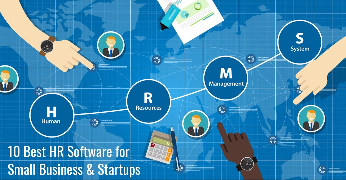 10 Best HR Software for Small Business