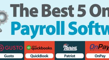 Best 5 Payroll Software for Your Business