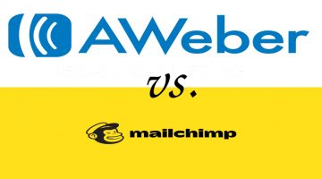 AWeber Vs. MailChimp, Which One is Better?
