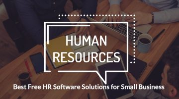 Free HR Software Solutions for Small Business and Startups