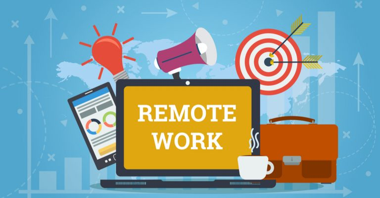 Best 6 Remote Work Tools and Software