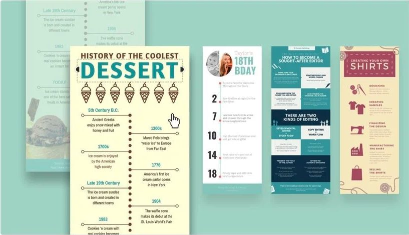 Best Tools for Creating Infographics