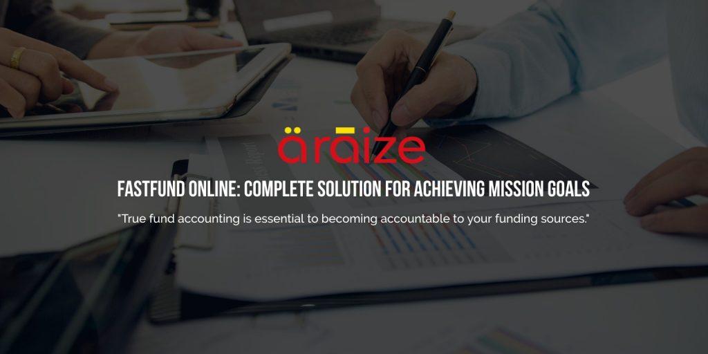 Araize FastFund Accounting