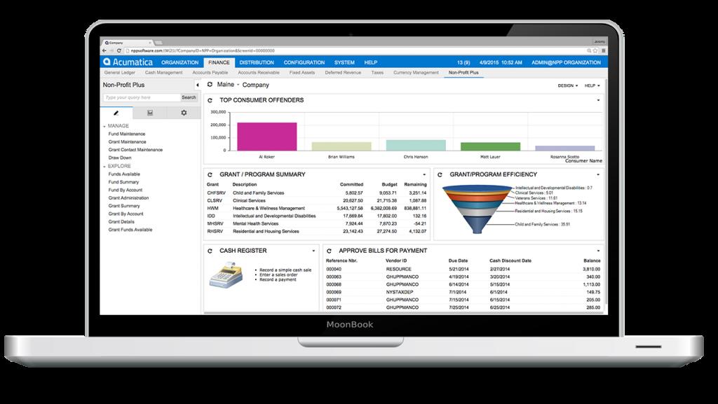 NonProfitPlus Accounting Suite